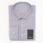 check dress shirt gingham